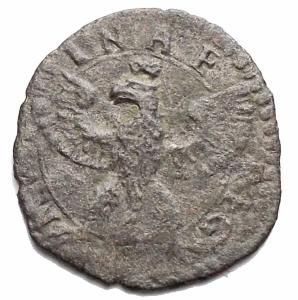 reverse: Zecche Italiane -Modena.Cesare d Este (1598-1628).Sesino.MI.qBB