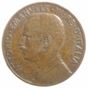 obverse: Casa Savoiaa.Vittorio Emanuele III. 5 centesimi 1913 .Peso 4,99 g Rarit NC Gigante 260.BB.