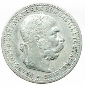 obverse: Monete Estere.Austria.Francesco Giuseppe.1 Corona 1900.Ag.Peso4,80 gr.BB