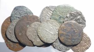 obverse: Lotti.Zecche Italiane.Lotto di 18 monete di zecche italiane.po