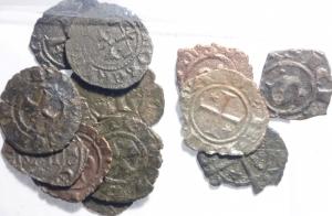 obverse: Lotti.Zecche Italiane.Lotto di 12 monete di zecche italiane.po