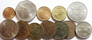 obverse: Lotti.Monete Estere.Lotto di 12 monete Gran Bretagna e colonie, ottime conservazioni