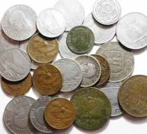 obverse: Casa Savoia.Lotto misto di 25 monete,mediamente BB