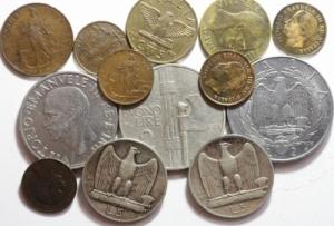 obverse: Lotti.Casa Savoia.Lotto di 13 monete, mediamente BB\BB+