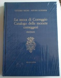 obverse: Libri - Mioni Lusuardi. La zecca di Correggio. Perfetto