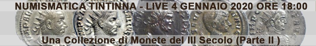 Banner Una Collezione di Monete del III Secolo (Parte II)