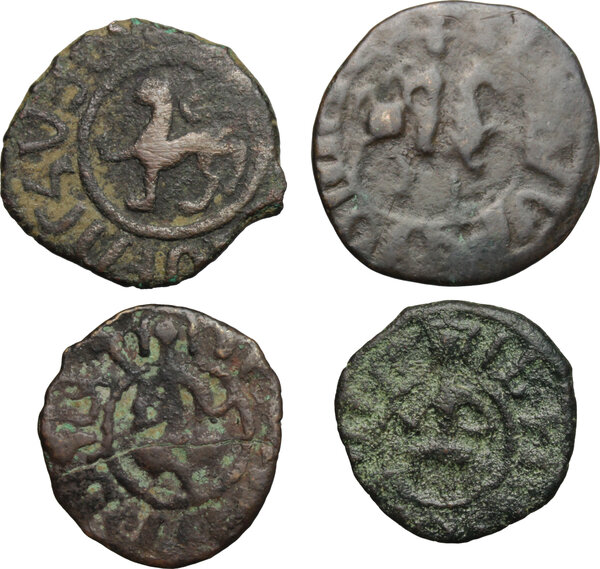 Crusaders' Coins