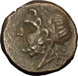 obverse: Northern Apulia, Arpi. AE 17mm, 325-275 BC