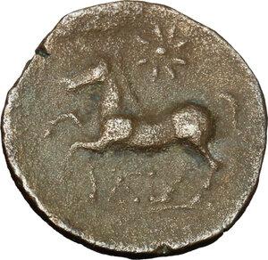 reverse: Northern Apulia, Arpi. AE 17mm, 325-275 BC