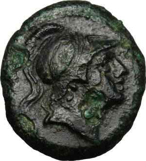obverse: Anonymous.. AE Litra, 241-235 BC