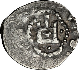 obverse: Caffa. AR Asper, 14th-15th century AD