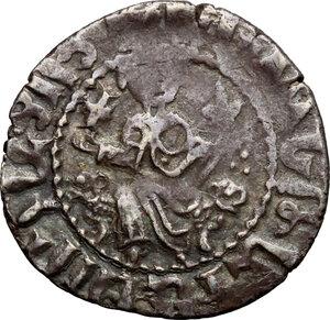 reverse: Armenia.  Levon I (1187-1219).. AR Tram