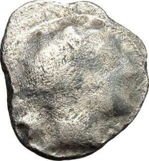 obverse: Etruria, Populonia. AR 2 1/2 Units, 3rd century BC