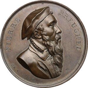 obverse: Belgium.  Pierre Breughel.. AE Medal, 1800