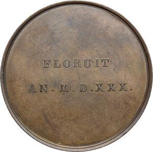 reverse: Belgium.  Pierre Breughel.. AE Medal, 1800