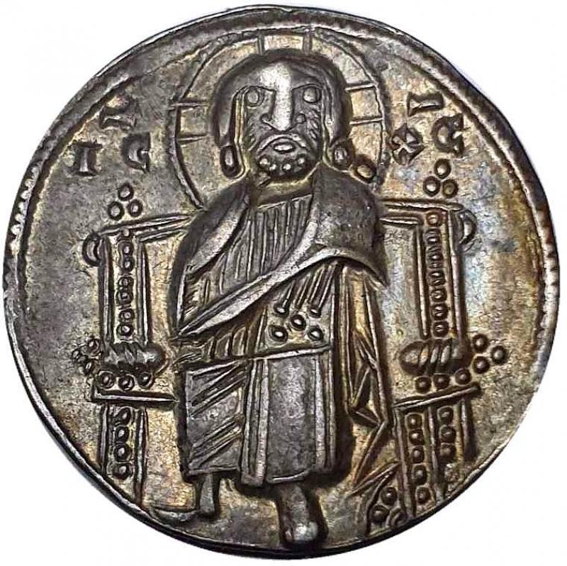 obverse: Italia - Repubblica di Venezia - Grosso - Doge Jacopo Tiepolo (1229-1249) - Argento