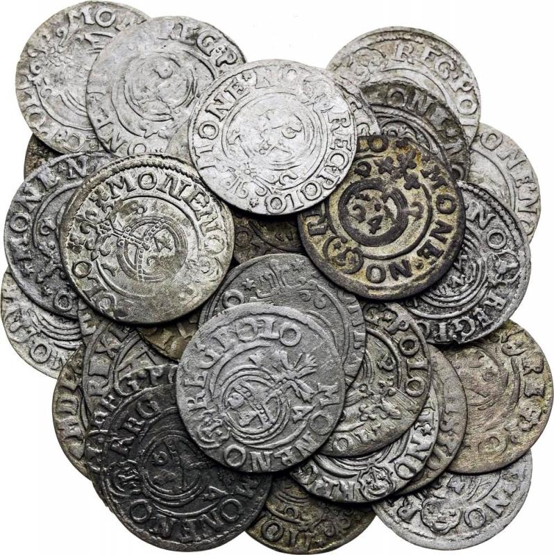 obverse: Poland, World coins Poltorak (35 pcs). Sigismund III Vasa (1587-1632)