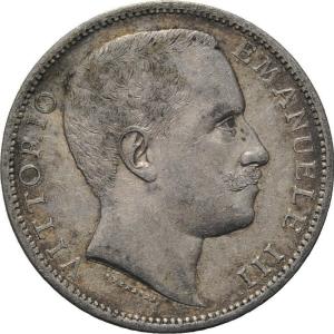 obverse: Casa Savoia. Vittorio Emanuele III. 2 lire 1902. SPL-FDC. Ag. Perizia Esposito. rf