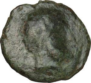 obverse: Gades. AE 15 mm, c. 250-200 BC