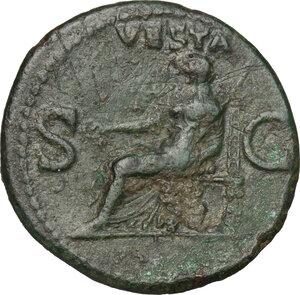 reverse: Caligula (37-41).. AE As, 37-38