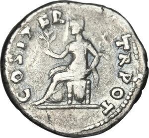 reverse: Vespasian (69-79).. AR Denarius, 70 AD