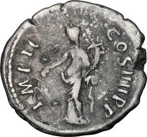 reverse: Nerva (96-98).. AR Denarius, 98 AD