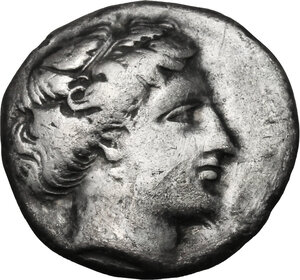 obverse: Southern Lucania, Metapontum. AR Stater, 400-340 BC
