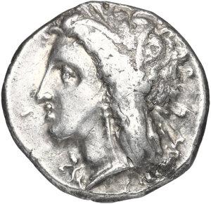 obverse: Southern Lucania, Metapontum. AR Stater, circa 330-290 BC