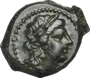 obverse: Gaul, Massalia. AE 17 mm, 200-49 BC