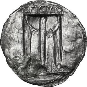 reverse: Bruttium, Kroton. AR Stater, 530-500 BC