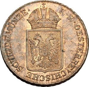 obverse: Austria.  Franz Joseph (1848-1916). AE 2 kreuzer 1848 A, Vienna mint