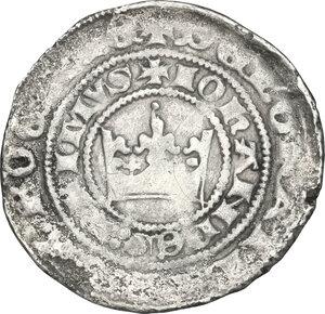 obverse: Bohemia.  John of Bohemia (1310-1346).. AR Prager Groschen, Kutna Hora
