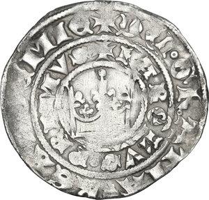 obverse: Bohemia.  Karl IV (1347-1378).. AR Prager Groschen, Kutna Hora
