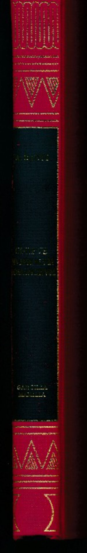 obverse: BANTI A. - Corpus nummorum romanorum. Monetazione repubblicana Gargilia - Mamilia. Banti Editore, Firenze, 1981, pp. 325, numerose foto in b/n. Rilegatura rigida in tela rossa, scritte e fregi dorati. Ottimo stato.