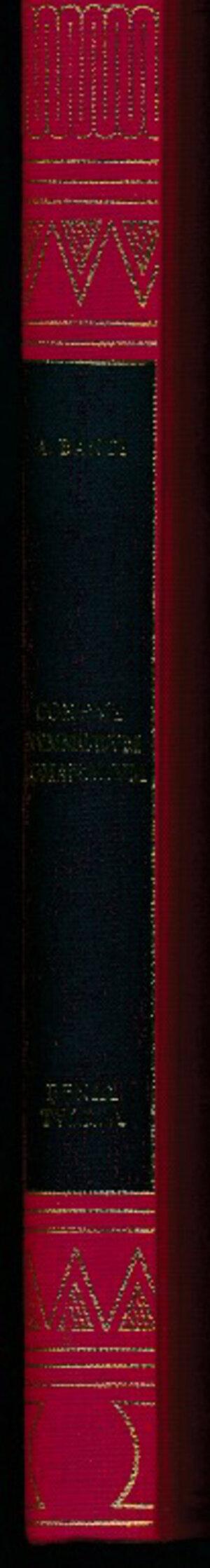 obverse: BANTI A. - Corpus nummorum romanorum. Monetazione repubblicana Renia - Tullia. Banti Editore, Firenze, 1982, pp. 321, numerose foto in b/n. Rilegatura rigida in tela rossa, scritte e fregi dorati. Ottimo stato.