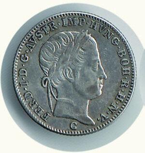 obverse: AUSTRIA - Ferdinando I (1835-1848) - 5 Kreuzer 1840