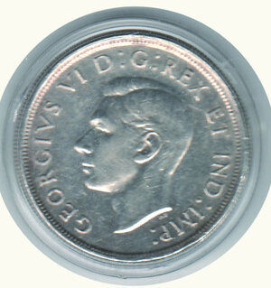obverse: CANADA - Dollaro 1939.