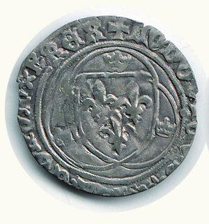 obverse: FRANCIA - Ludovico XI (1461-1483) - Bianco.
