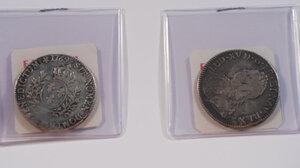 obverse: FRANCIA Lotto di 2 monete