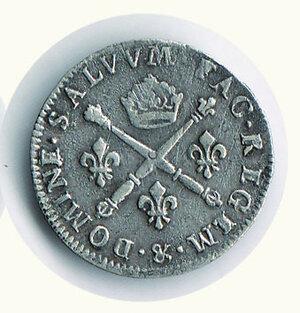 reverse: FRANCIA - Luigi XVI (1645-1715) - 10 Sols - Aix en Provence