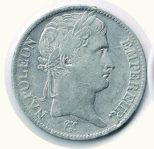 obverse: FRANCIA - Napoleone I - 5 Francs 1812