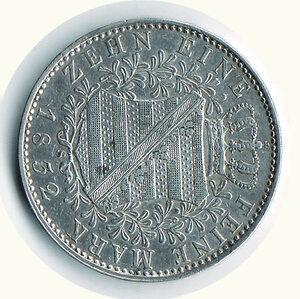 reverse: GERMANIA - Antichi Stati - Sassonia - Antonio 1832.