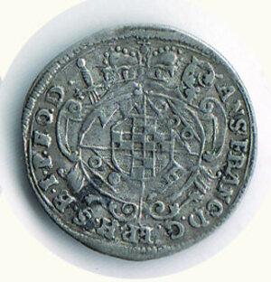 reverse: GERMANIA - Antichi Stati - Wurzburg - Anselm Franz (1746-1748) - Grosso 1746 - KM 317.  . Richiesta 60