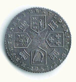 reverse: GRAN BRETAGNA - Giorgio III (1760-1820) - 6 Pence a 787