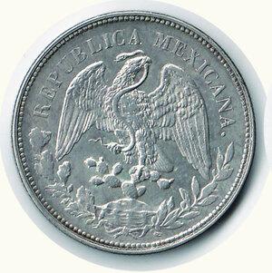 obverse: MESSICO - Repubblica Messicana - Peso 1901