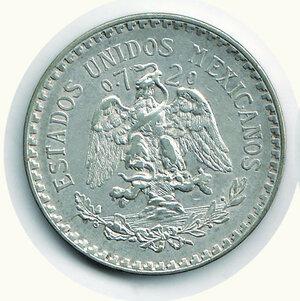 obverse: MESSICO - Pesos 1922.