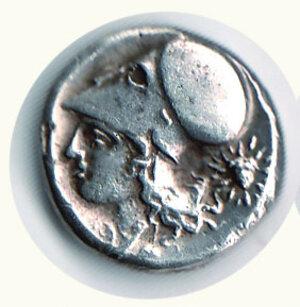 obverse: GRECIA Corinto Statere