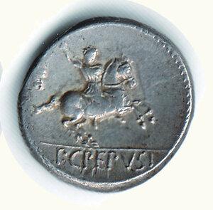 reverse:  CREPUSIA - Denario - Fondi lucenti - Seaby 1.