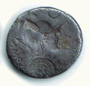 reverse: REPUBBLICA ROMANA P. Licinius Nerva - Denario