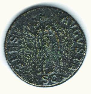 reverse: ROMA - Claudio (41-54) - Sesterzio